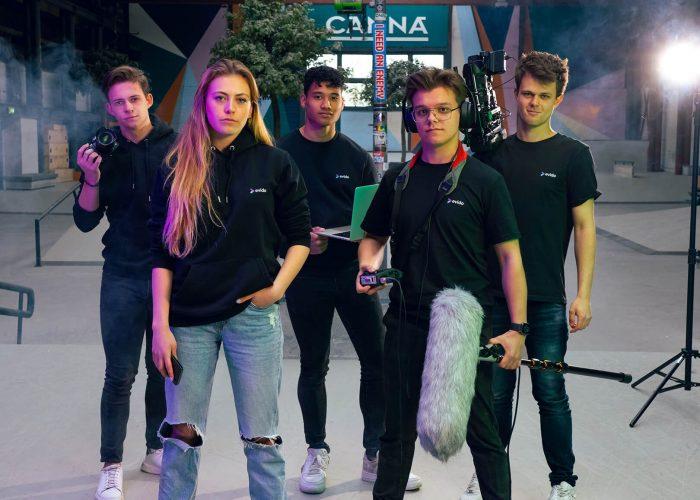 Evido Academy Groepsfoto Web