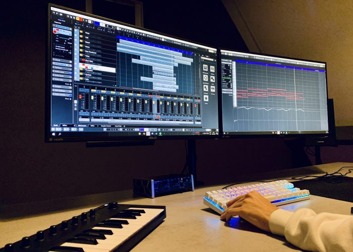 Evido Academy - Muziekproductie